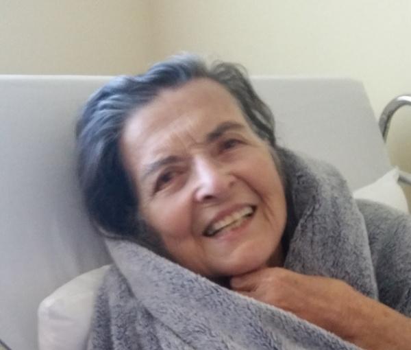 Marie in Bakersfield